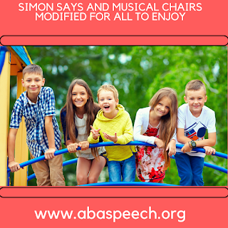 Elementary Social Skills – Musical Chairs and Simon Says