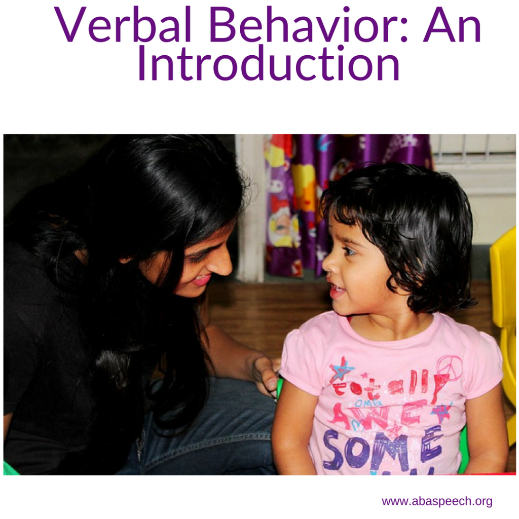 Helping students with autism and other complex communication disorders increase their communication skills can be overwhelming. Let this introduction to verbal behavior serve as a great stepping stone to helping all students find their voice.
