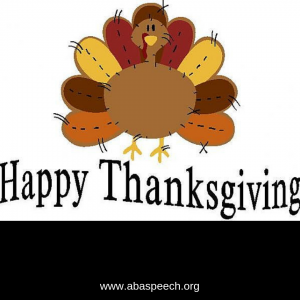 Thanksgiving freebies to make your speech therapy sessions a breeze. #autism #speechtherapy