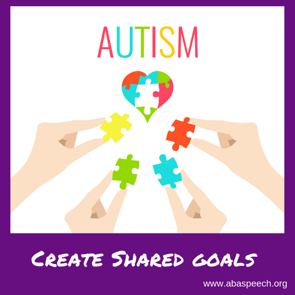 Autism IEP goal bank will help those creating communication goals for students with autism.