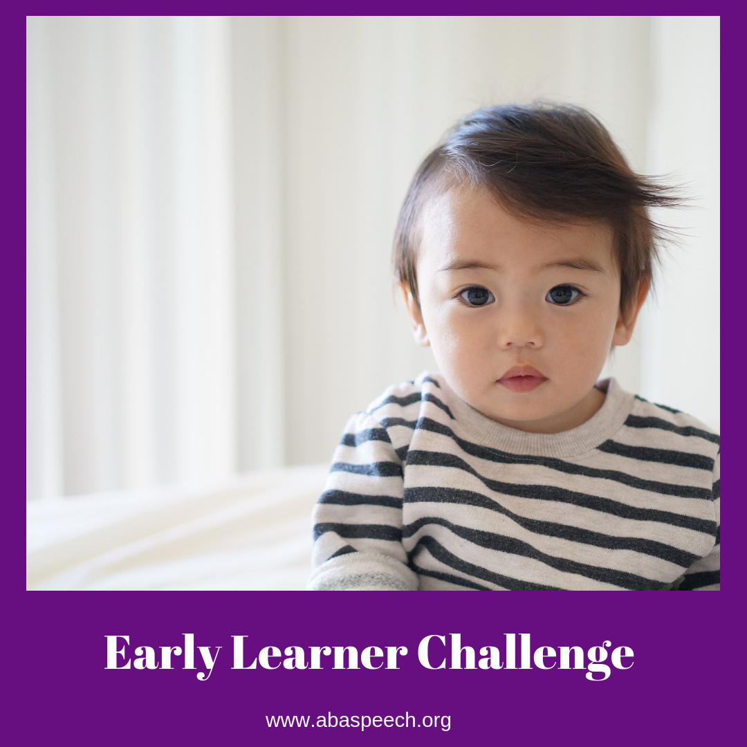Join our early learner challenge today!