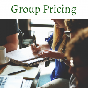 Group pricing for ASHA approved courses