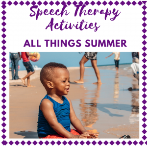 speech therapy blog